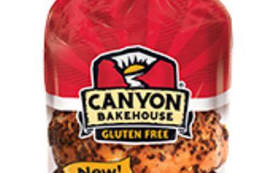 Canyon Bakehouse gluten-free bagels