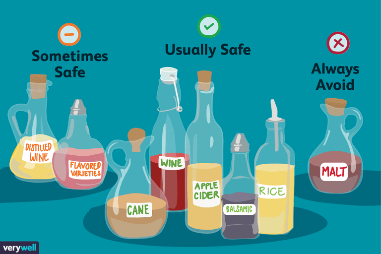 What Type of Vinegar Is Gluten-Free?