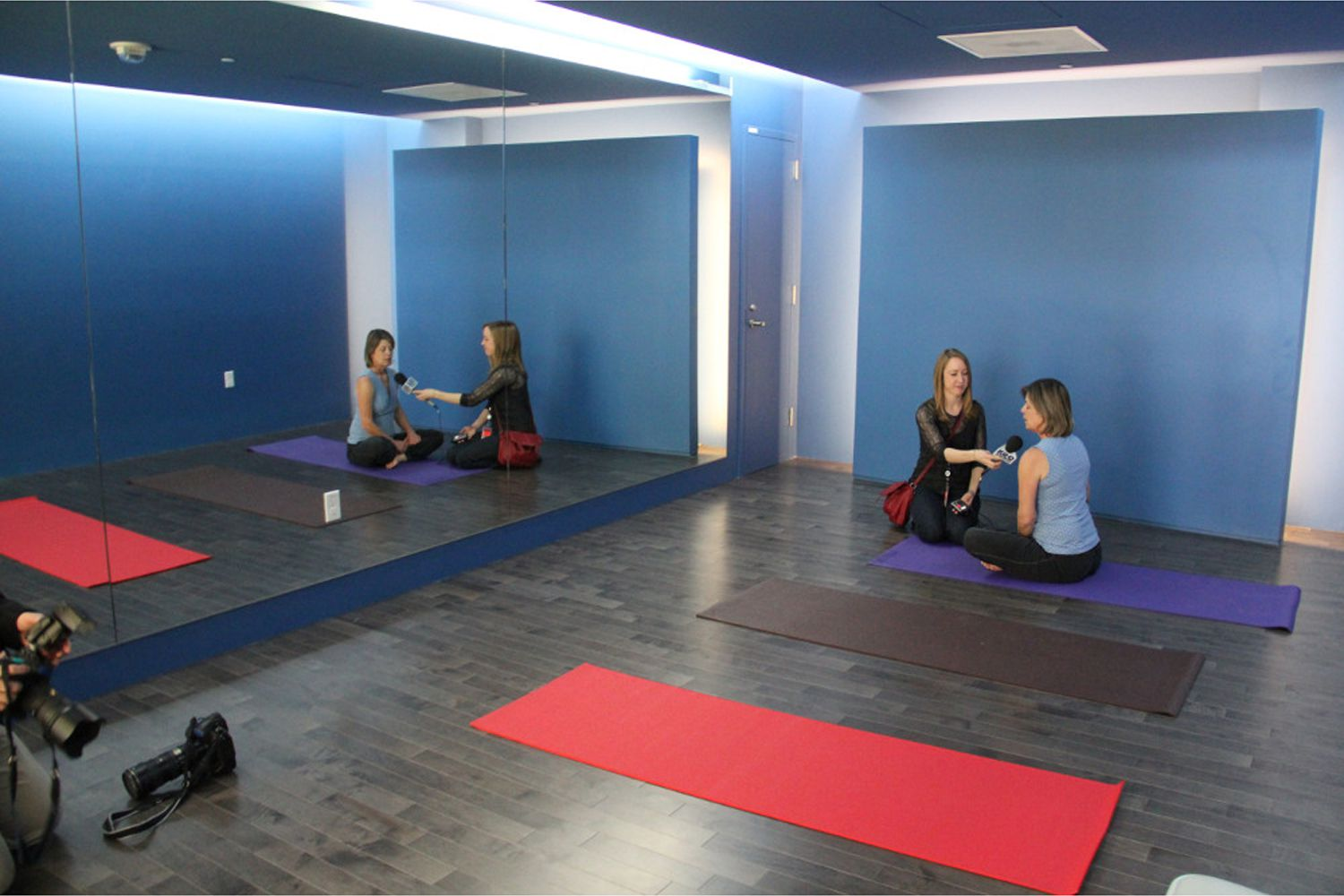 Downdog On The Go In Airports With Yoga Rooms
