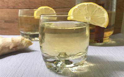 How to Make Homemade Ginger Tea