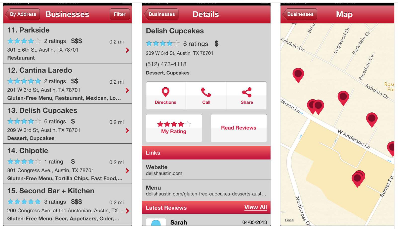 6 Gluten-Free Apps to Help You Shop and Eat Out