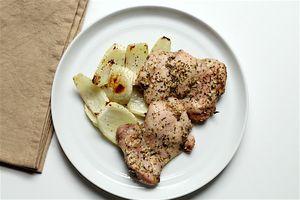 gluten free chicken thighs