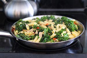 Sausage and Kale Pasta Dinner