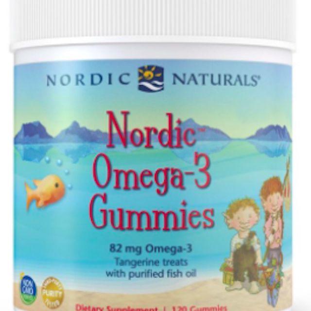Gomitas nórdicas Omega-3