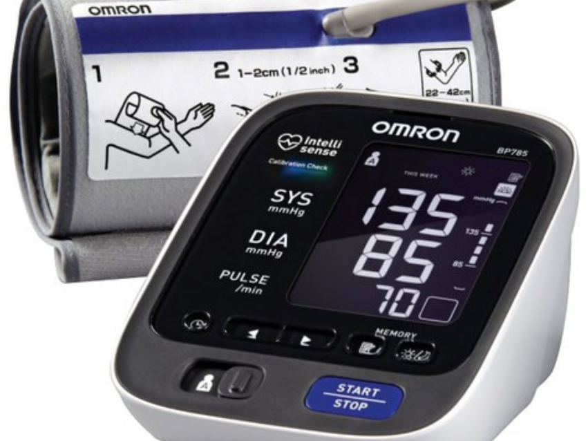The 7 Best Blood Pressure Monitors of 2019