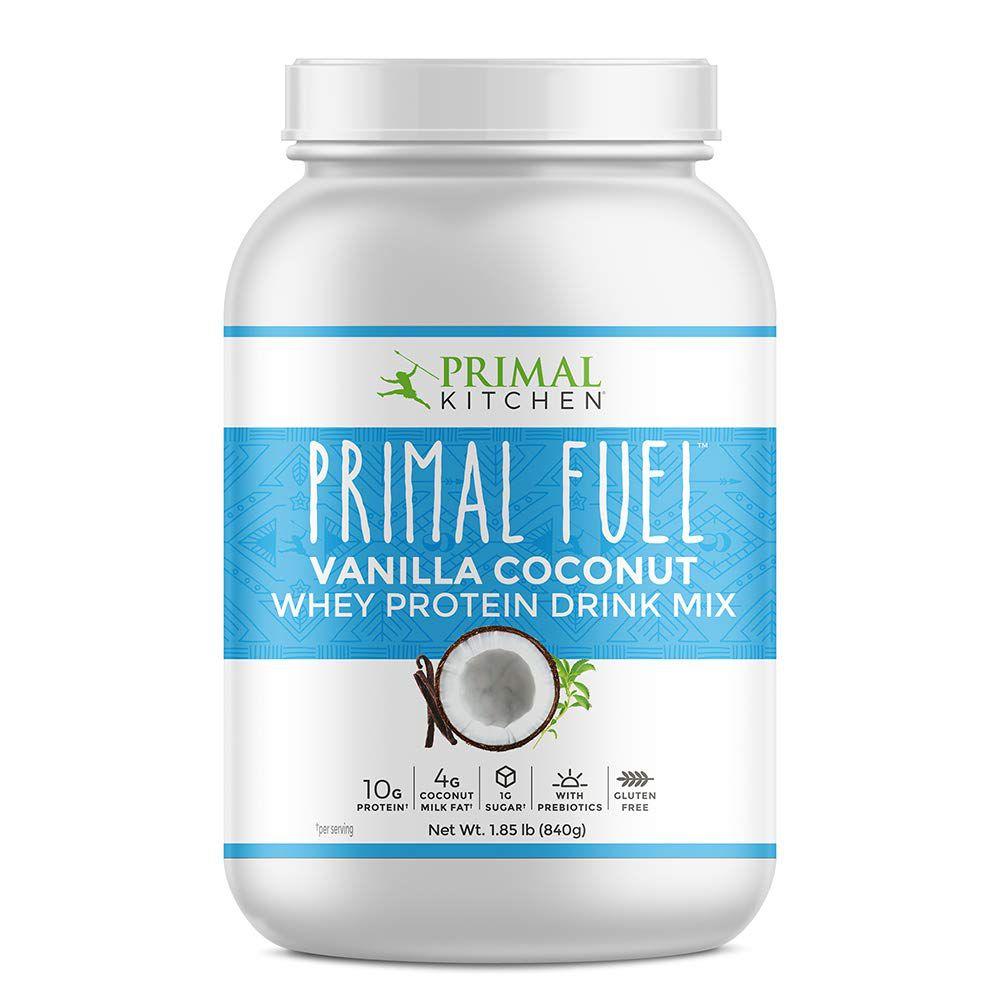 Primal Kitchen Primal Fuel Vanilla Coconut Whey Protein Powder