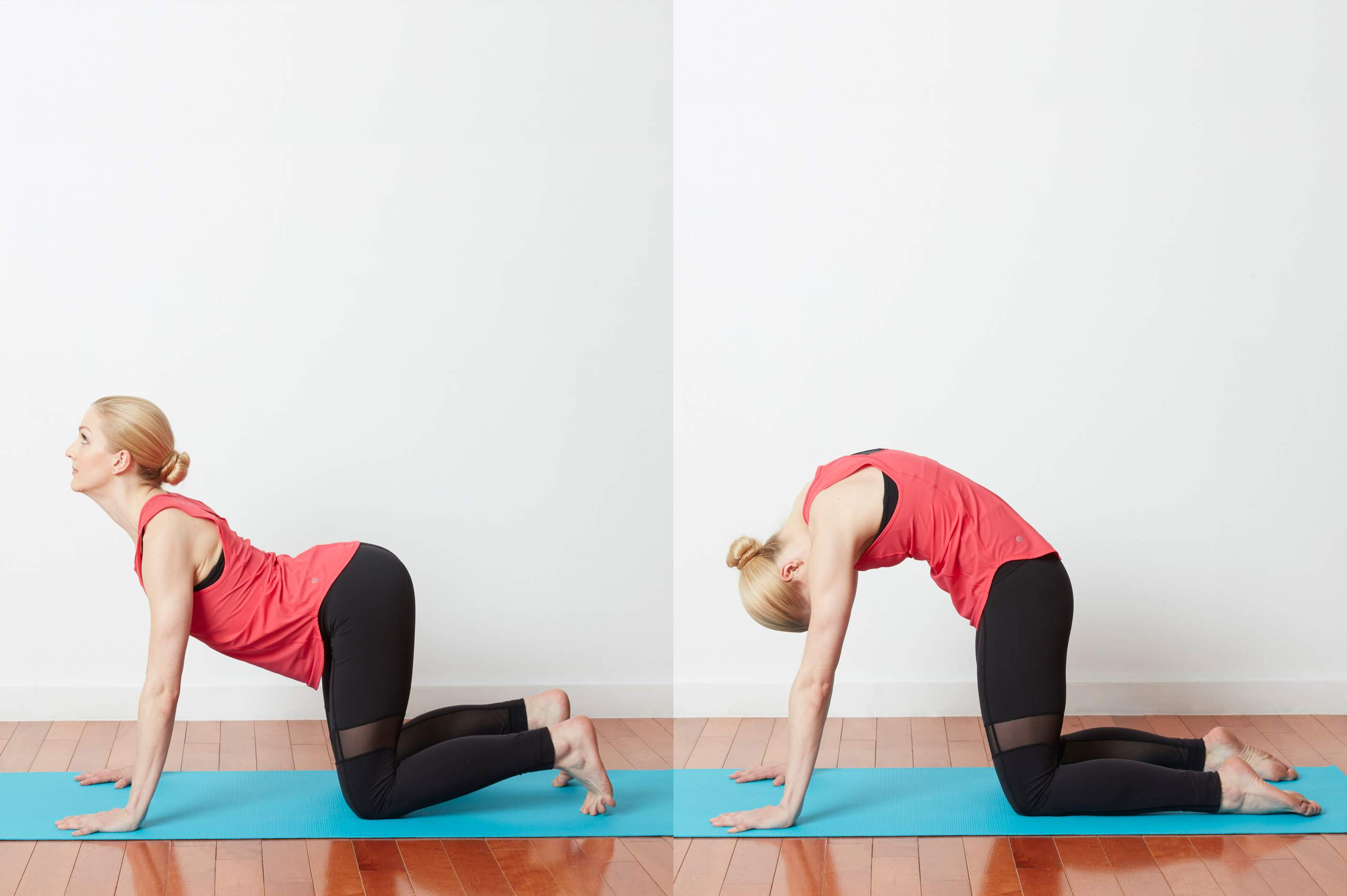 6 Yoga Poses For Better Posture