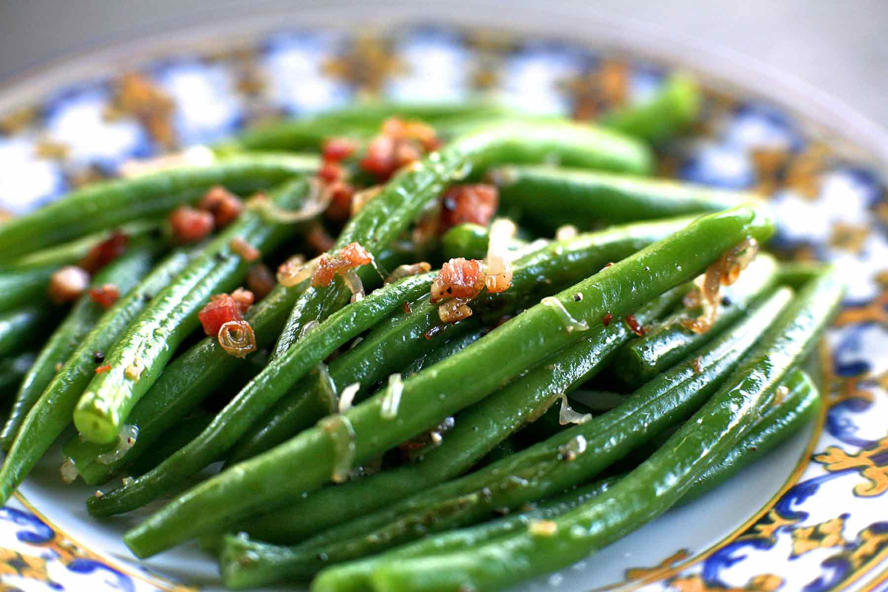 11 Healthy Green Bean Recipes for Thanksgiving