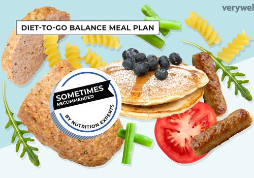 diet-to-go balance meal plan