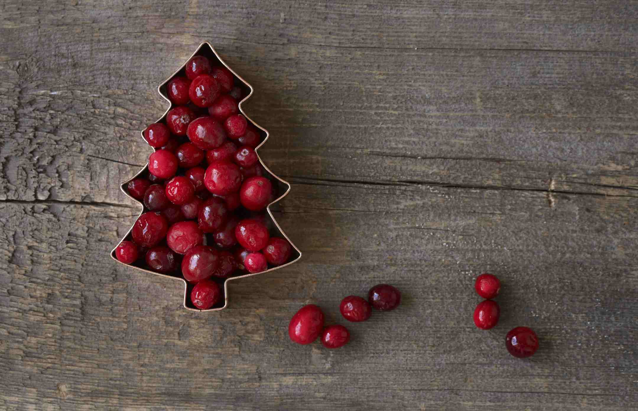 Holiday Cranberries