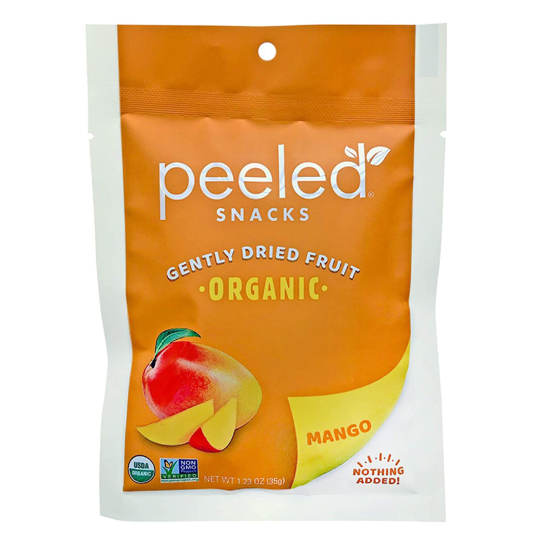 Peeled Snacks Organic Dried Mango