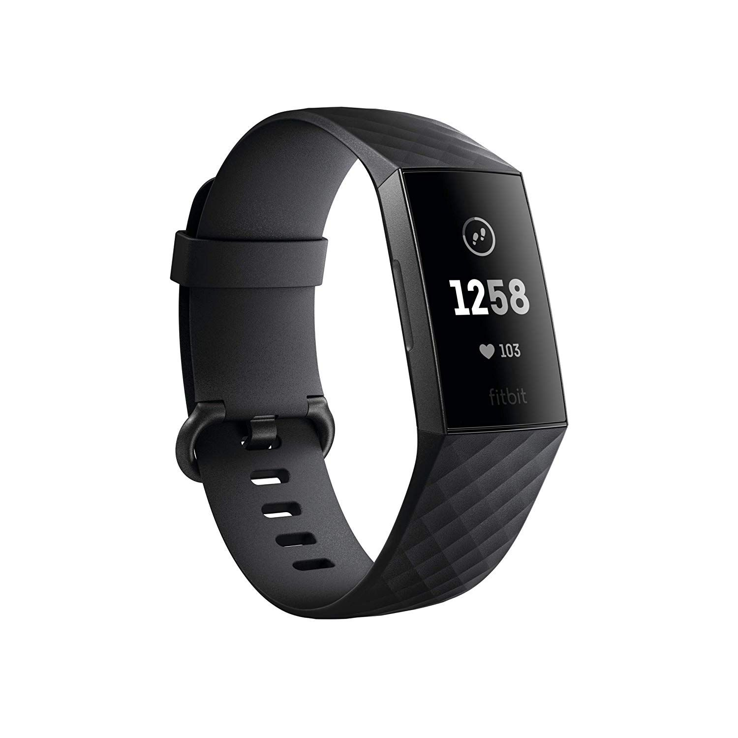 Best Overall Fitbit Charge 3 Fitness Activity Tracker