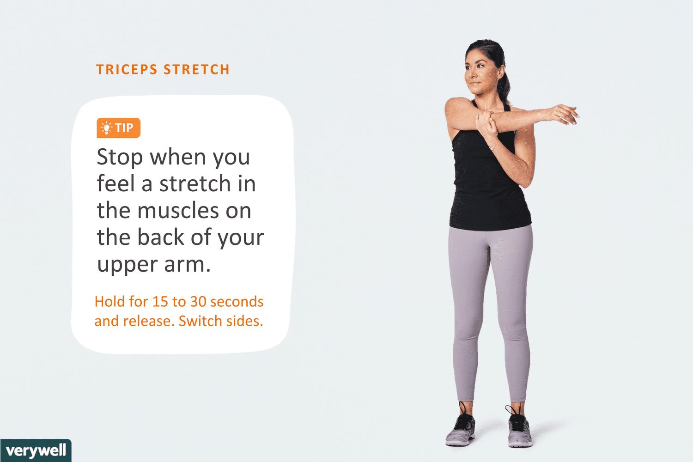 9 Essential Post Run Stretches