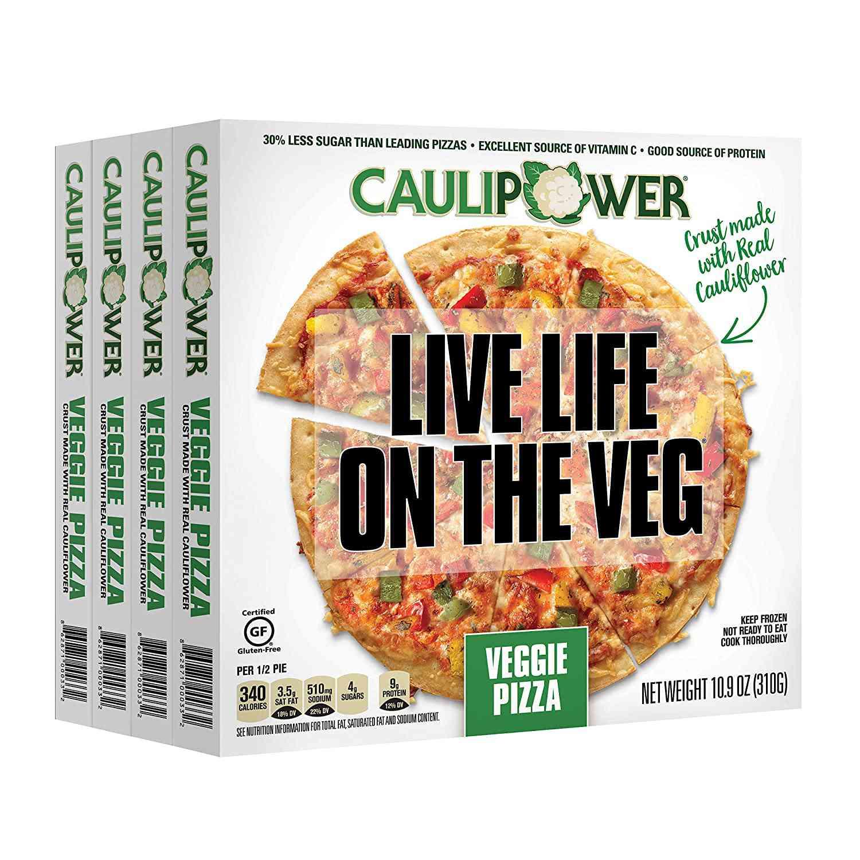 CAULIPOWER Veggie Cauliflower Crust Pizza