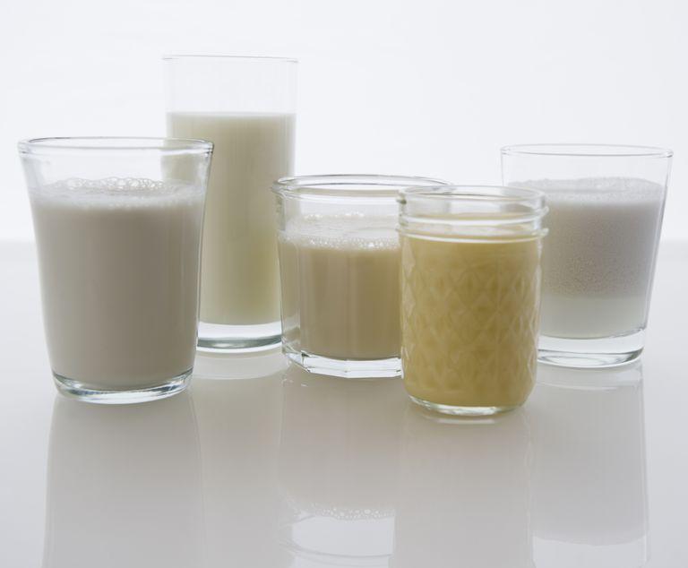 Milk alternatives for milk allergy