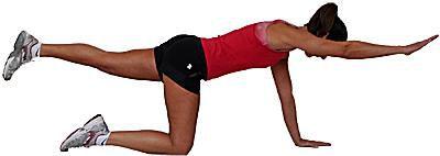 Superhuman core exercise