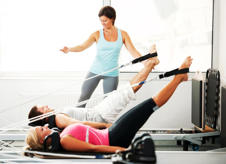 Preparing For A Pilates Instructor Certification Course