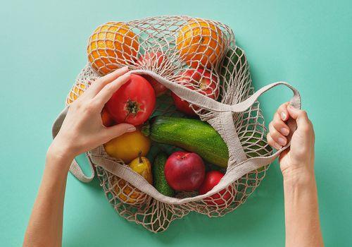 vegetarian and vegan diet