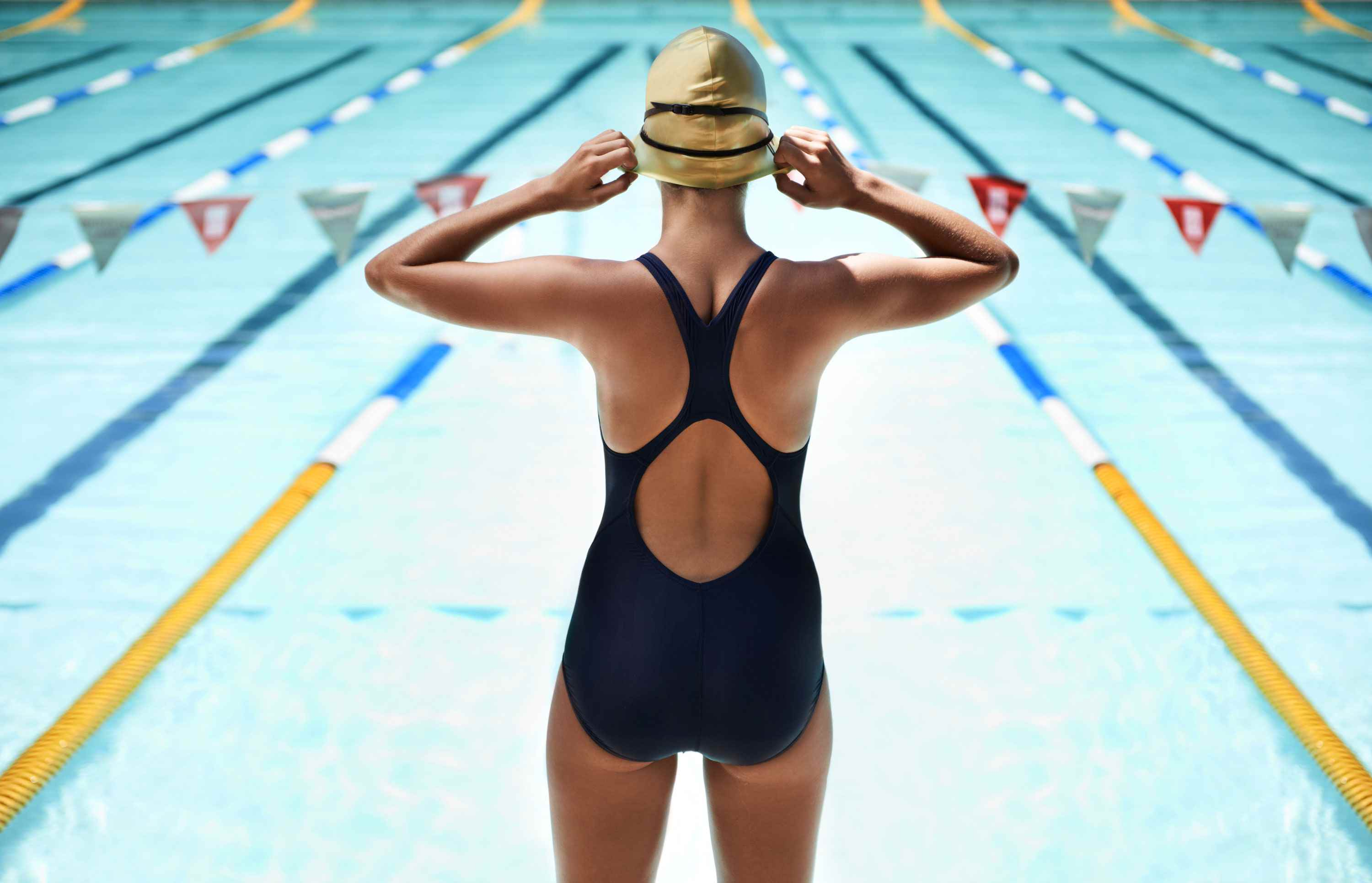 Swimming Workouts That Build Strength
