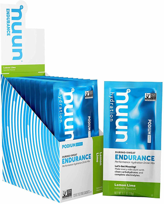 Nuun Endurance Performance Hydration Drink