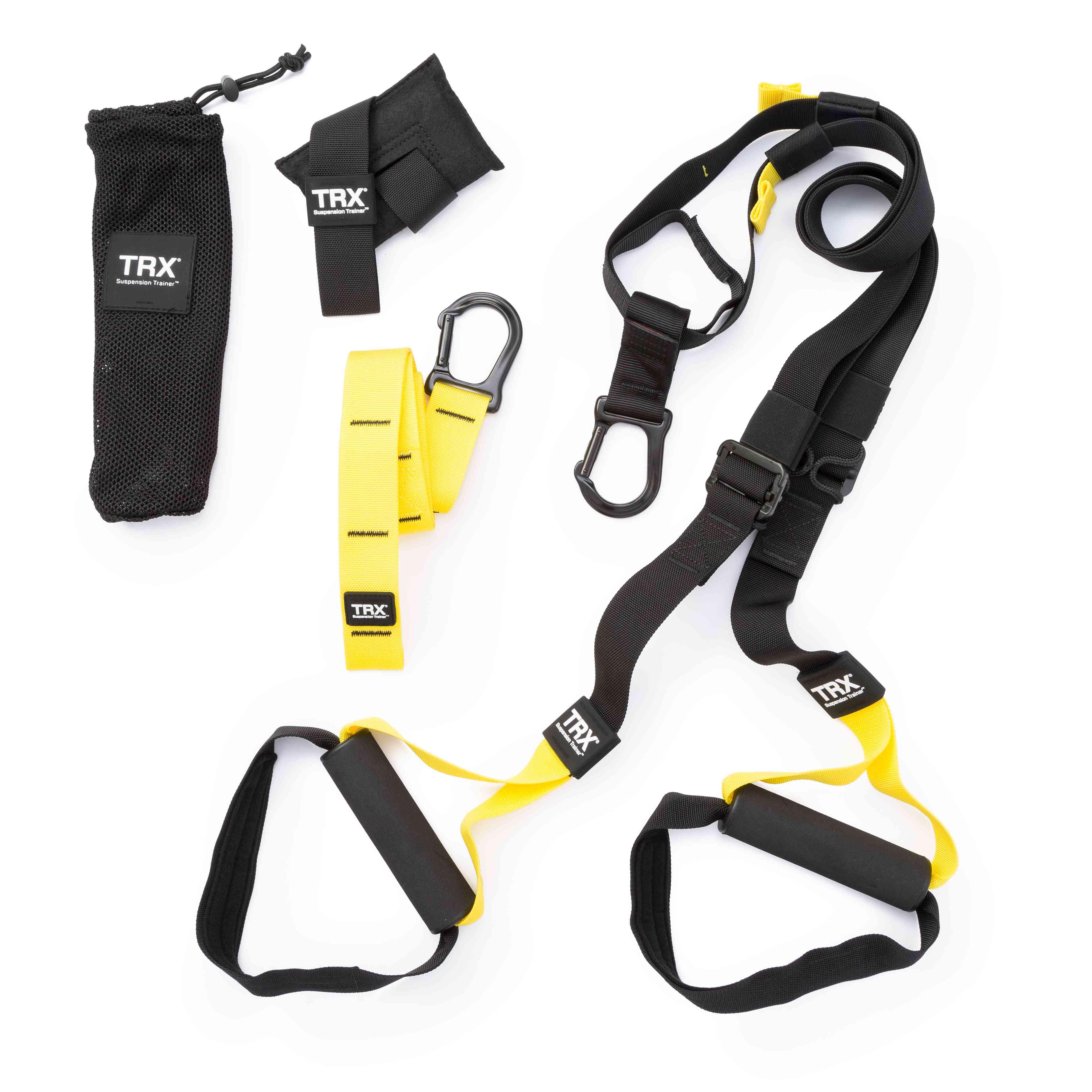 Sistema de entrenamiento de suspensión fuerte TRX