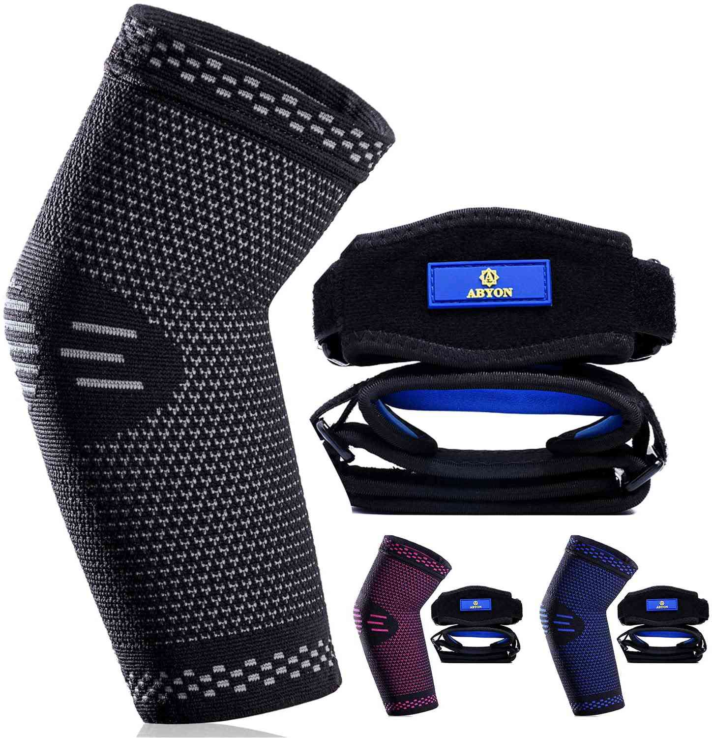 Abyon Elbow Compression Sleeve Support Gear