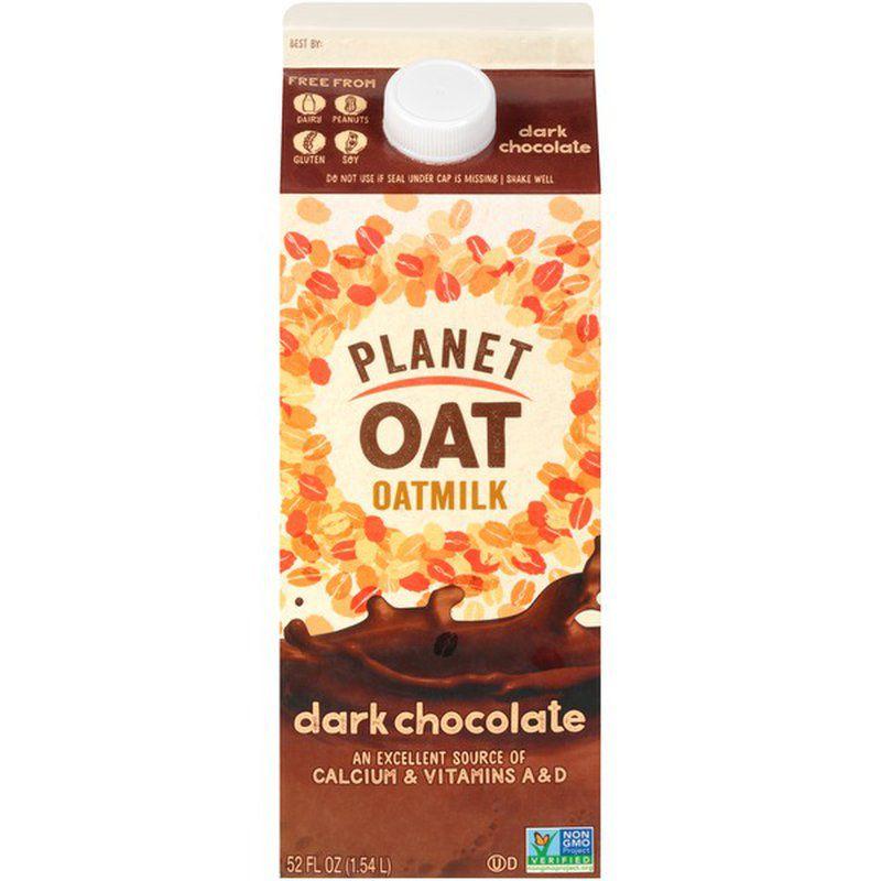 Planet Oat Dark Chocolate Oatmilk