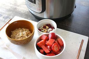pressure cooker steel cut oats