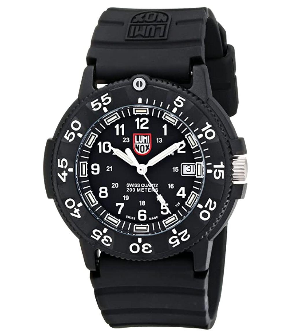 Luminox Men's Quartz Navy Seal Dive Watch