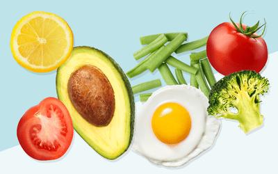 Tomato, lemon, etc as part of Hormone reset diet