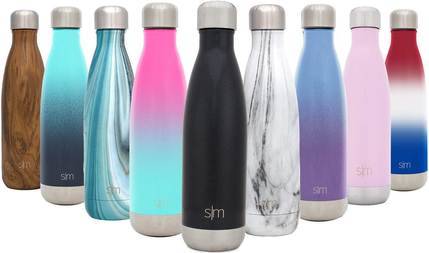 The 8 Best Stainless Steel Water Bottles Of 2020