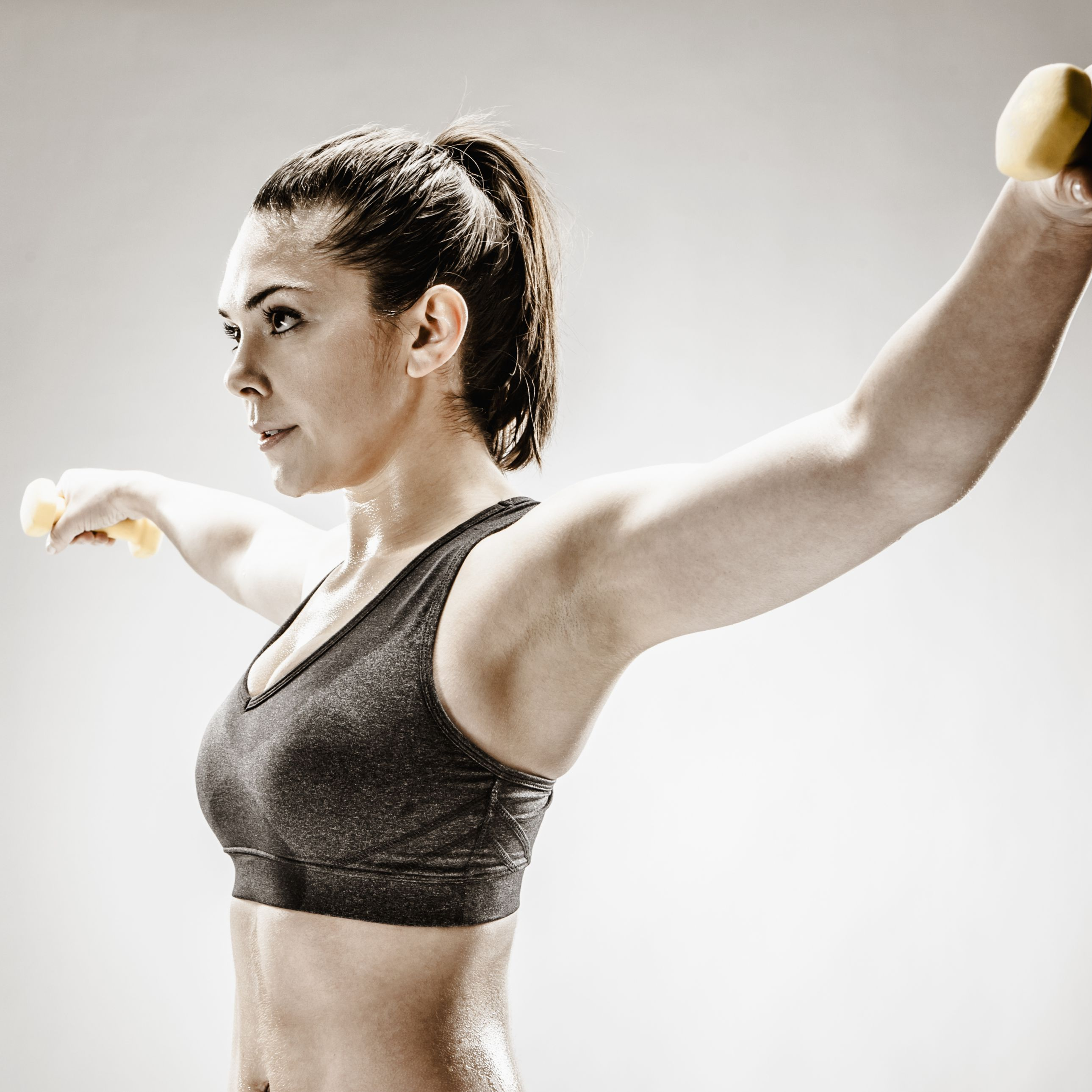 Total Body Strength Workout for Absolute Beginners