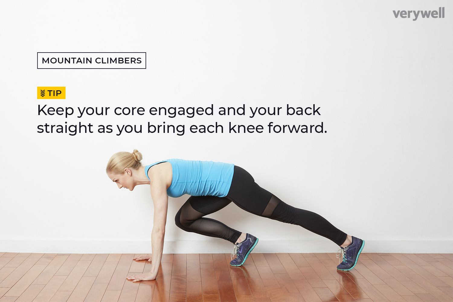 Mountain Climbers Annotated