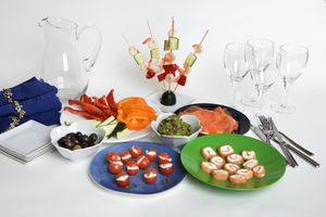 low-carb party foods