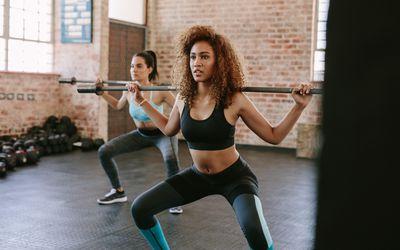 cross training workout