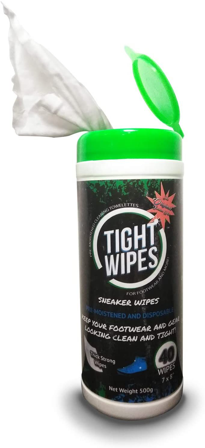 Tight Wipes Sneaker Shoe Cleaner Wipes