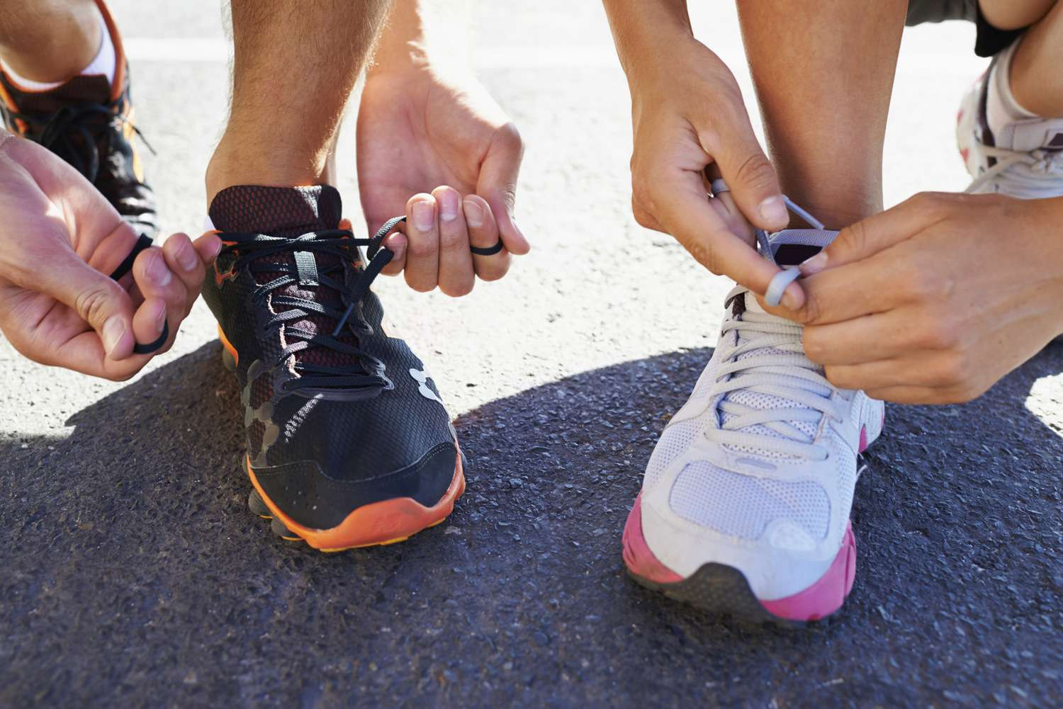Lacing Your Shoes