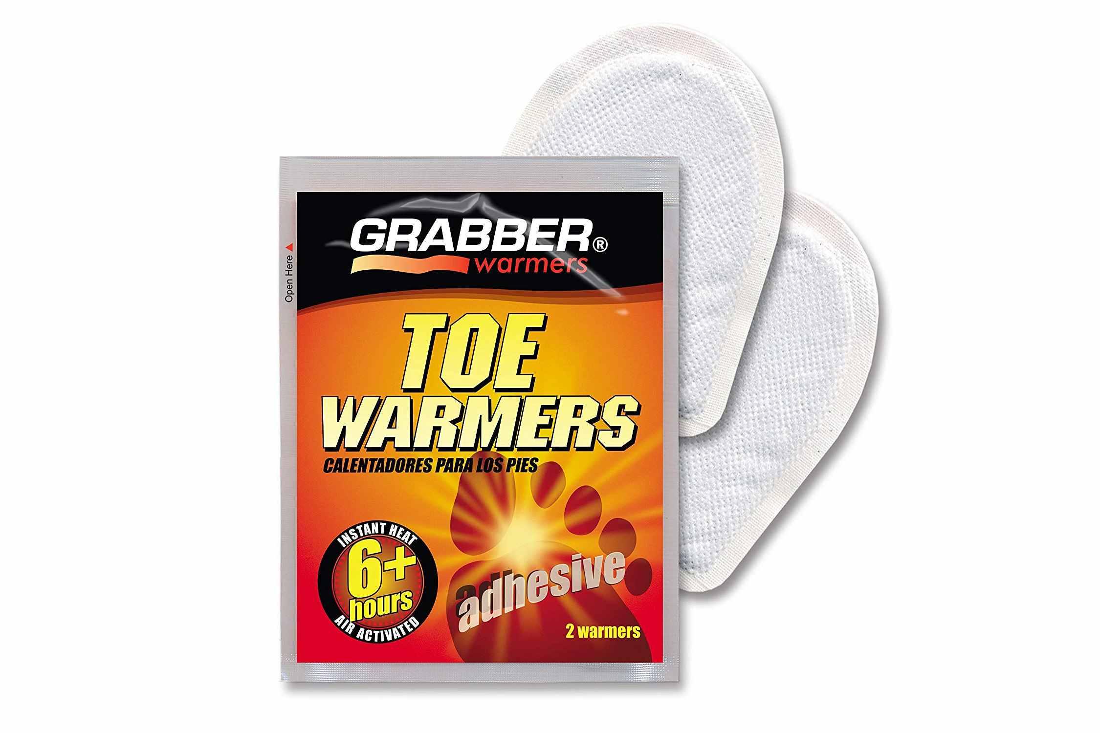 Calentadores de dedos Grabber