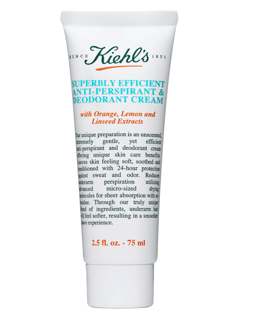 Kiehl's Superbly Efficient Anti-Perspirant & Deodorant Cream