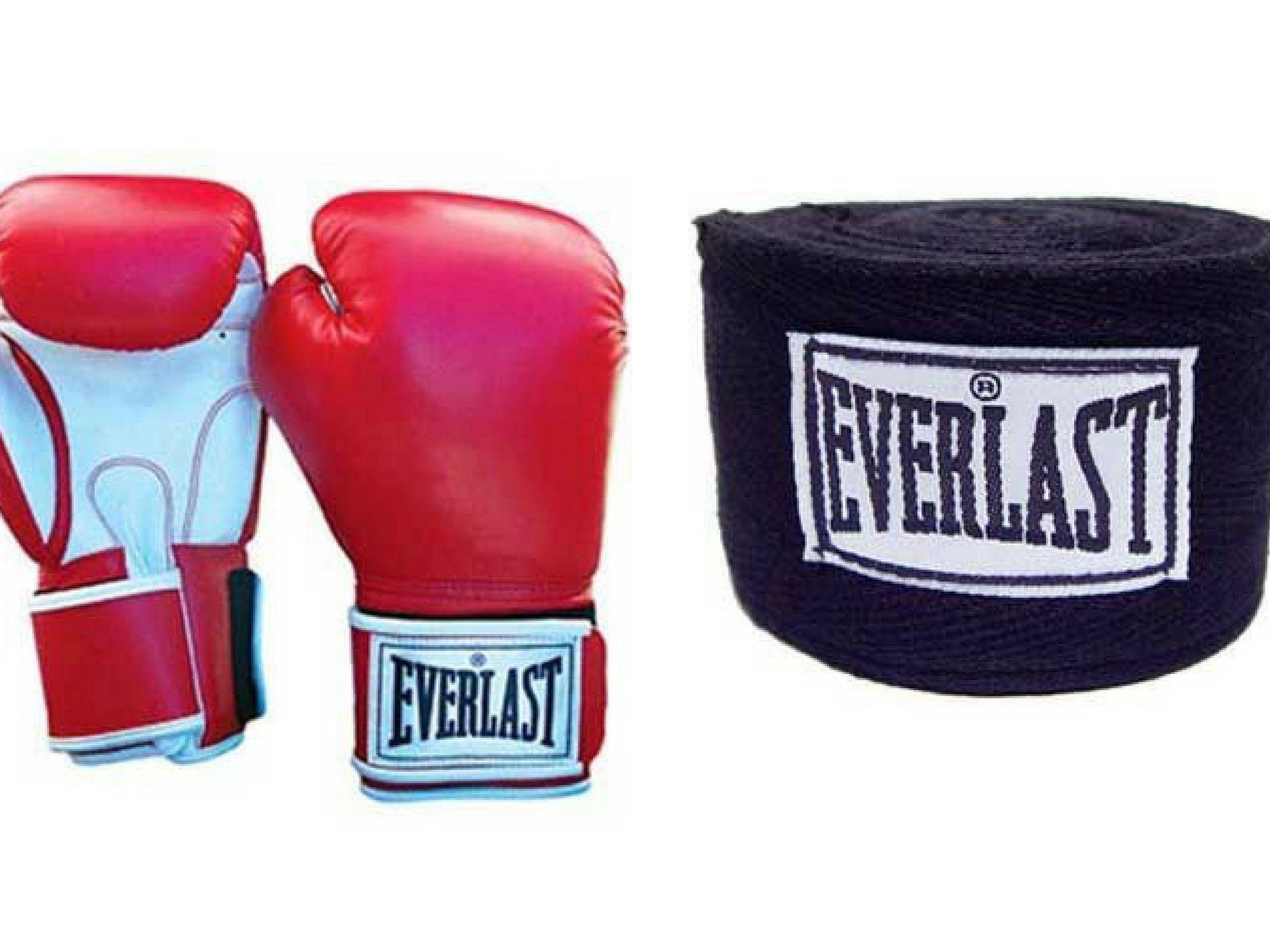Everlast Boxing Fitness Kit Boxing Glove Fitness Kit Training Exercise