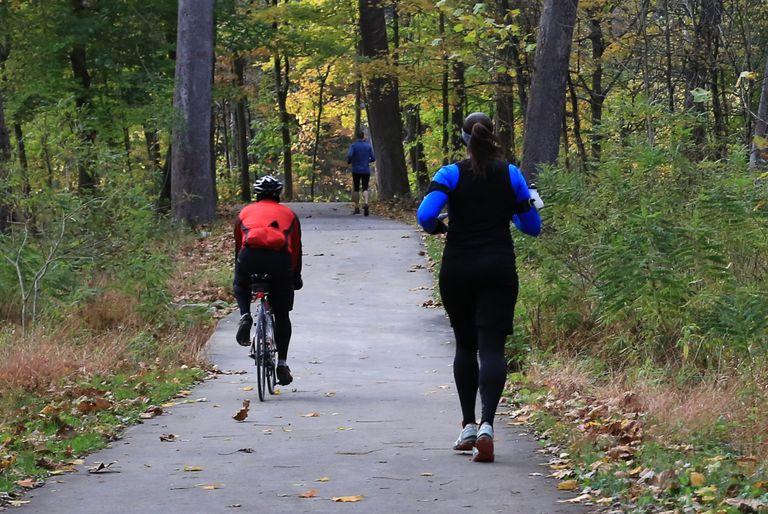Multipurpose Trail in Ohio