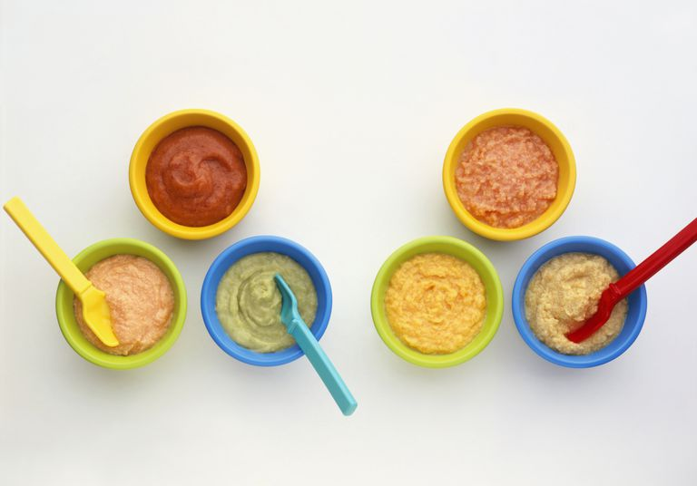 Gluten Free Baby Food