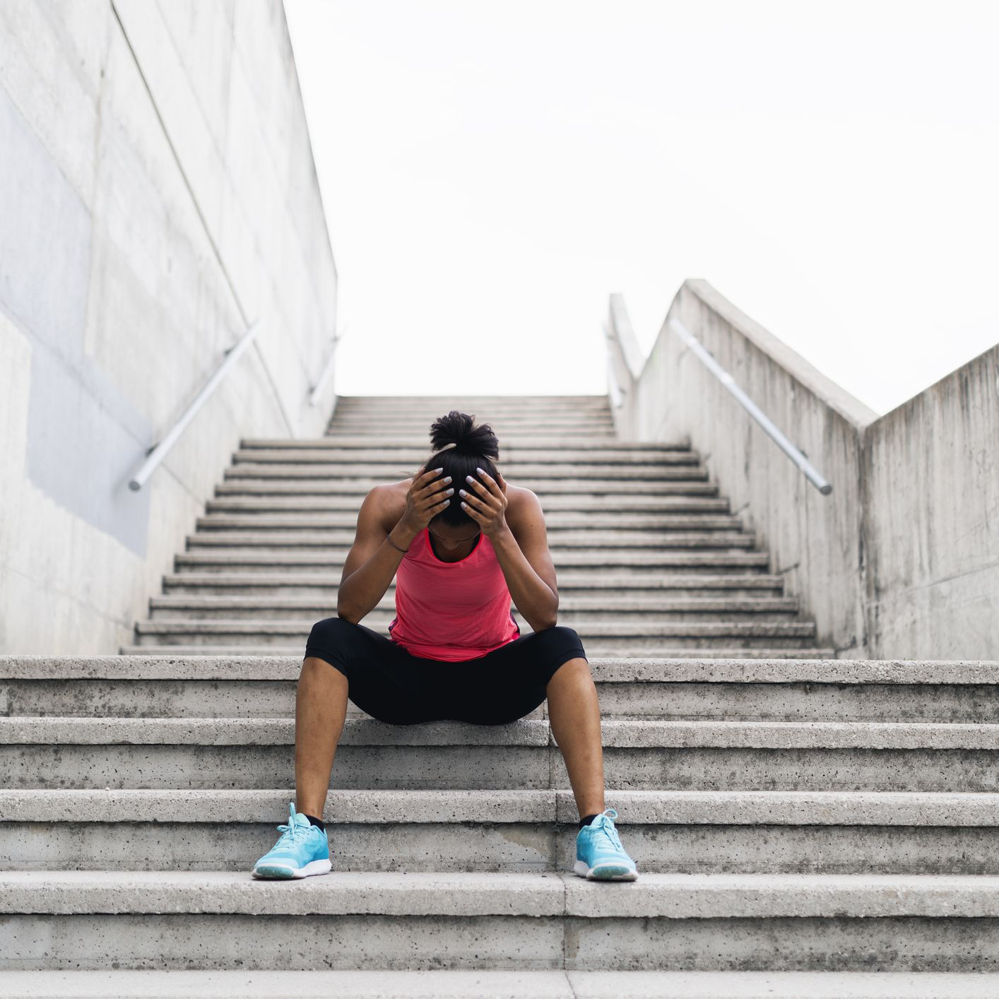 Why You Might Feel Nauseous at the End of a Run