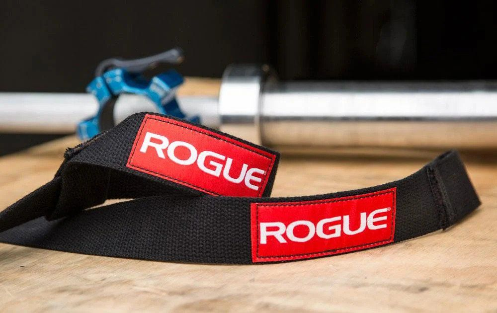 Rogue Ohio Lifting Straps