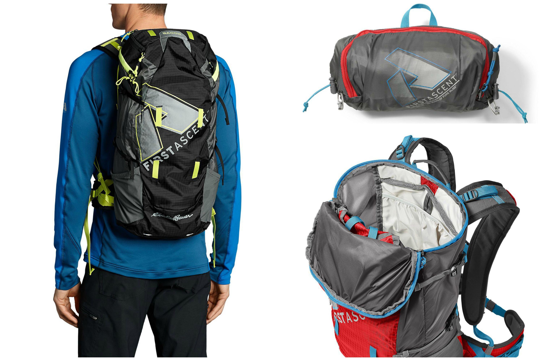 mochila plegable de viaje fitness