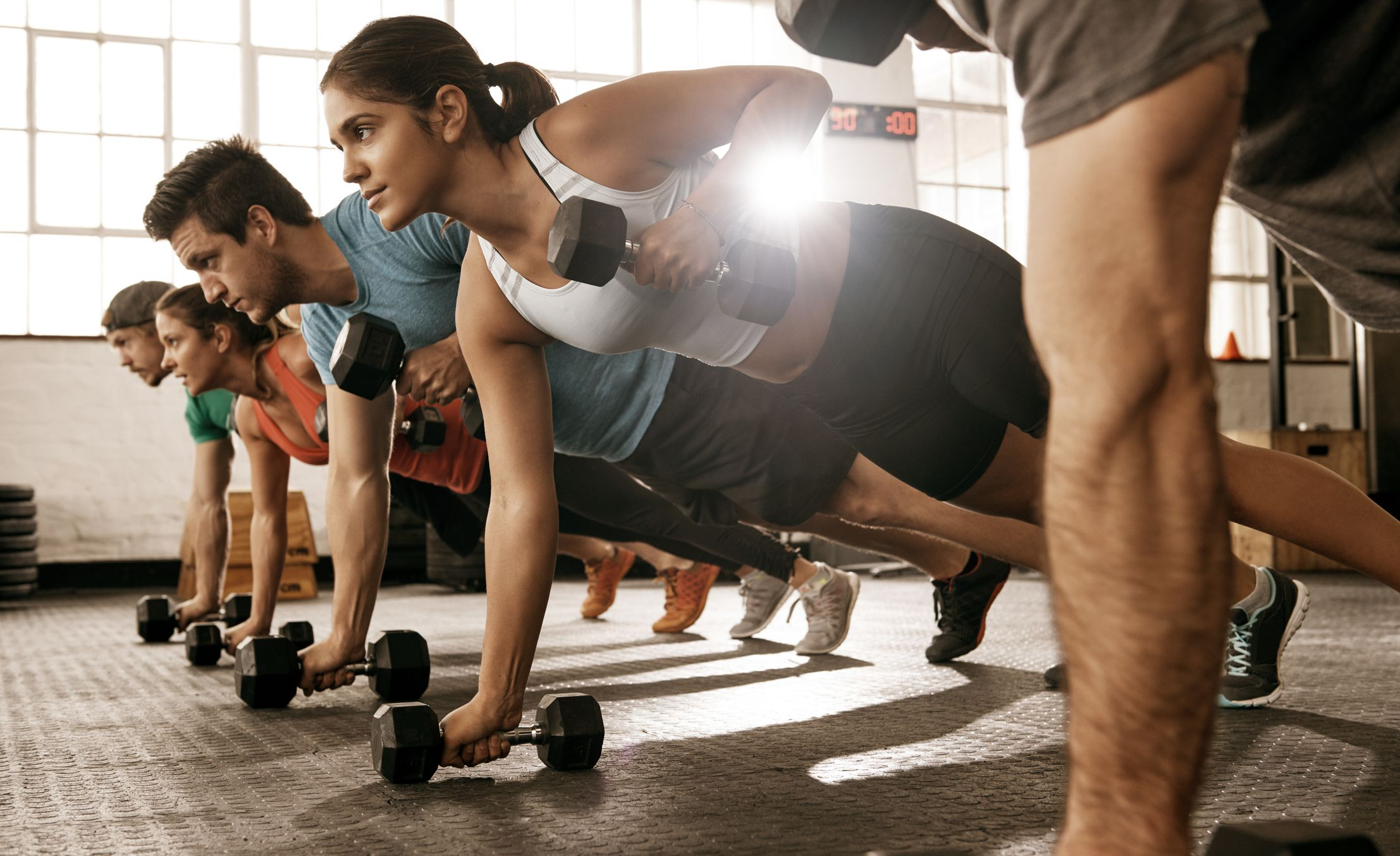 Proper Form Is Very Important For People Doing Strength Training Why