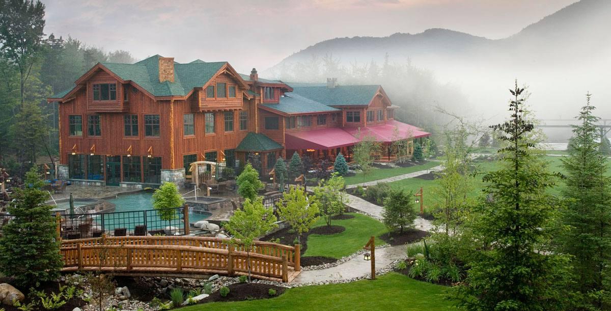Retiros de yoga - Whiteface Lodge