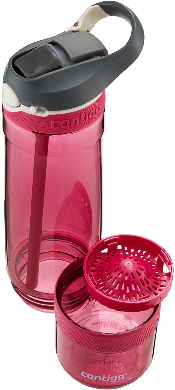 Contigo Autospout Straw Ashland Water Bottle with Infuser
