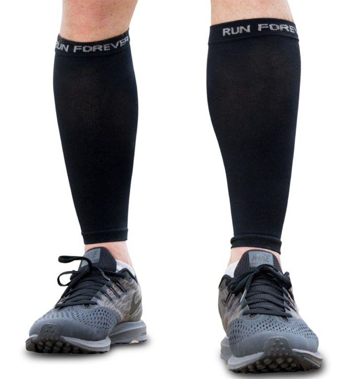 Run Forever Calf Compression Sleeves