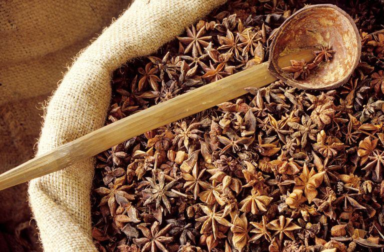 India, Kerala, Star anise
